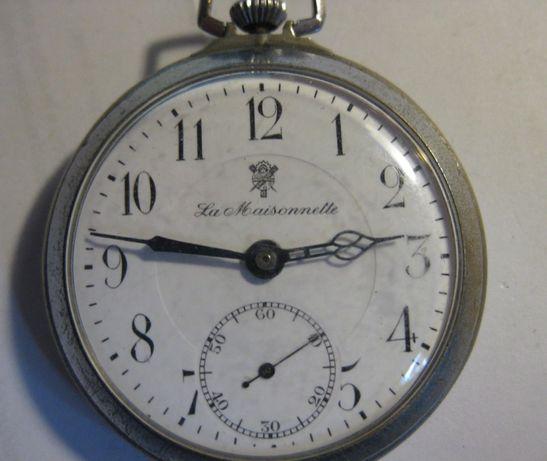 Zegarek kieszonka LA Missonette lata 30