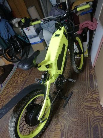 rower elektrczny falcon v2 12kw