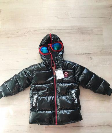 Курточка на мальчика зима