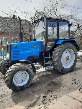 Трактор МТЗ БЕЛАРУС 892  2015 г. вип
