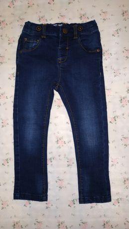 Стильные джинсы для мальчика NexT!На 1.5-2года!