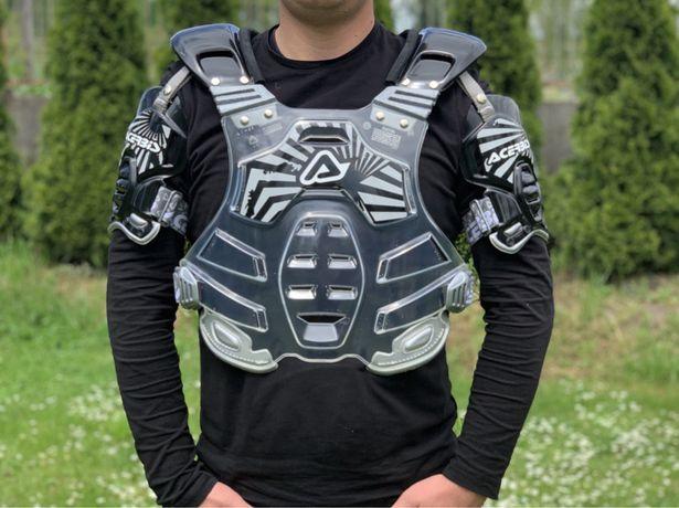 Buzer zbroja motocyklowa plastik ACERBIS rozmiar M/S Wyprzedaz!