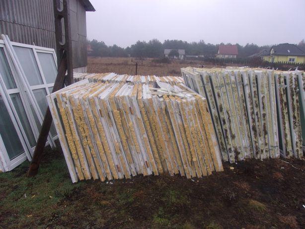 SKUP OKIEN PCV po demontażach każda ilość 25 zł/m2 lub więcej 24/h
