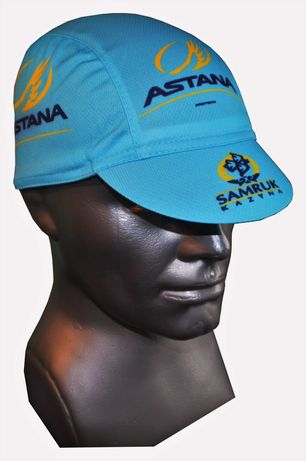 Czapeczka kolarska Astana !!
