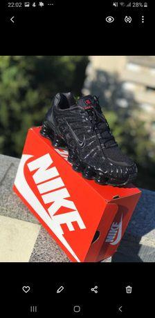 Air Jordan e Nike Shox TL