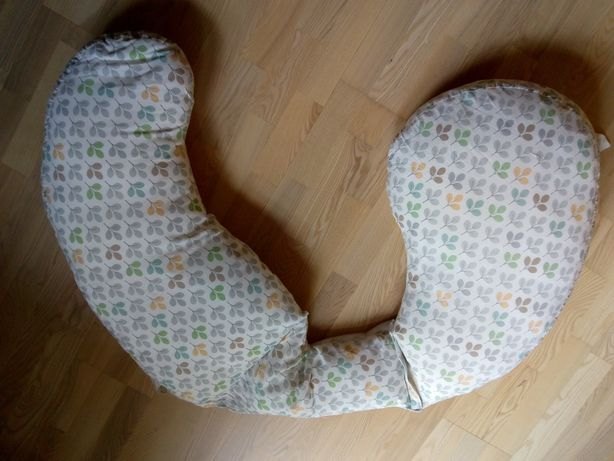 Boppy Chicco poduszka ciążowa i do karmienia