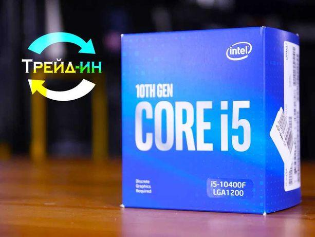 Мощь! Intel Core i5 10100f (10400F, 10700k) s1200 B460/560