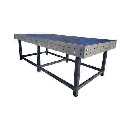 Stół spawalniczy 2000x1000x10 z boczkami