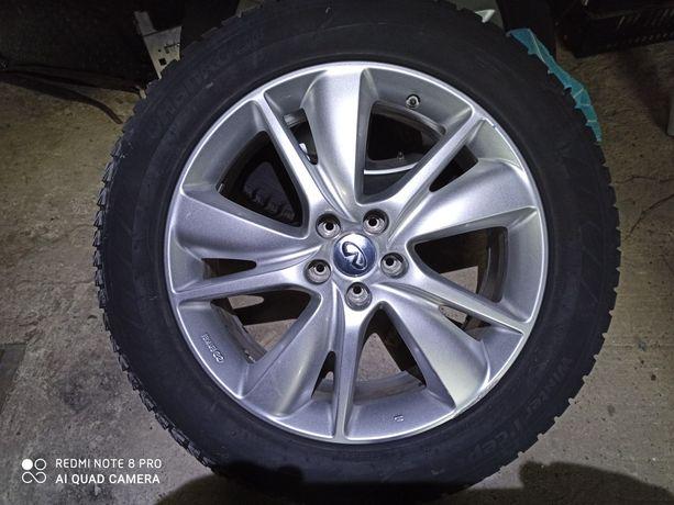 Диски колесные R20 INFINITI QX70 FX