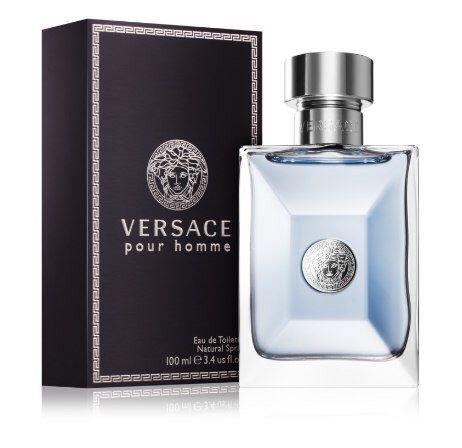 Духи Versace Pour Homme. 100% Оригинал. Новые
