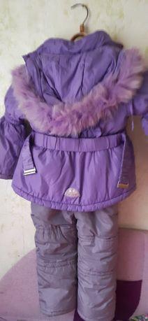 Комбенизон зимний.Зимний костюм тройка.Зимняя одежда. Куртка .
