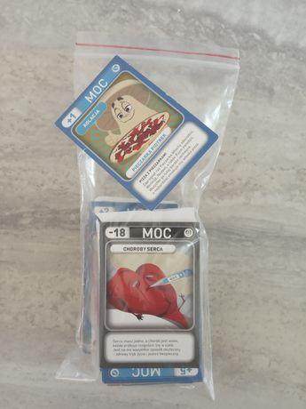 Karty z Biedronki + kilka kart Looney Tunes
