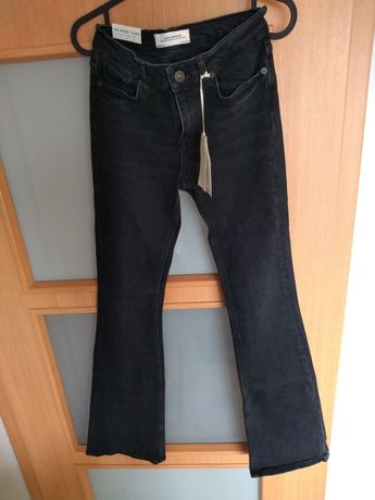 ZARA spodnie jeansowe rozm. 34