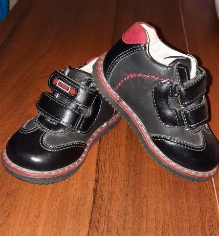 Ботиночки Ytop для мальчика