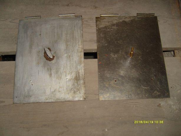 Drzwiczki do pieca kaflowego (od dochówki) / wędzarni)