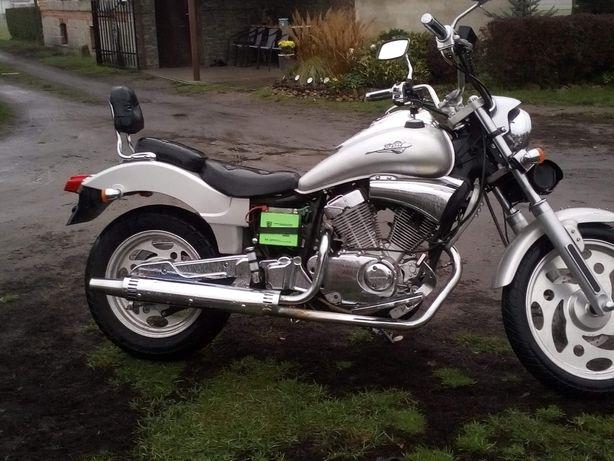 Sprzedam motocykl Zipp Star 250