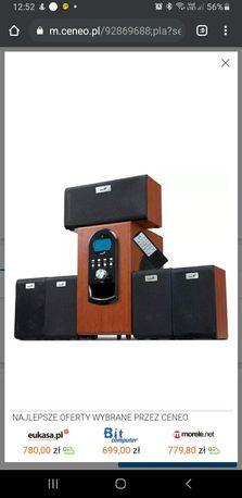 Głośniki kolumny Genius SW-HF 5.1 6000 v2