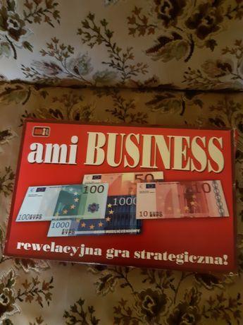 Gra planszowa Ami Business