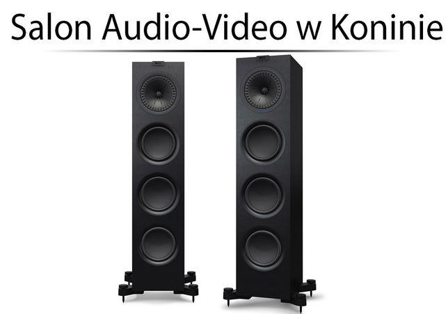 KEF Q750 Black Kolumny podłogowe - OD RĘKI - Instal Audio Konin