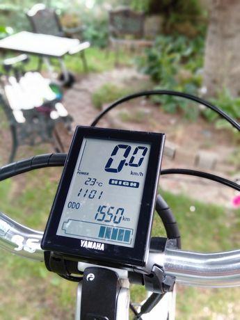 Rower elektryczny Batavus Yamaha