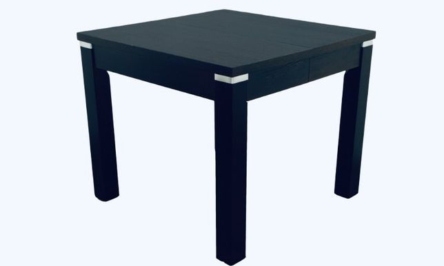Okazja Solidny czarny stół