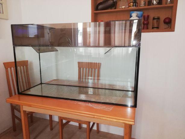 Aquário para tartarugas 120cm 240 litros