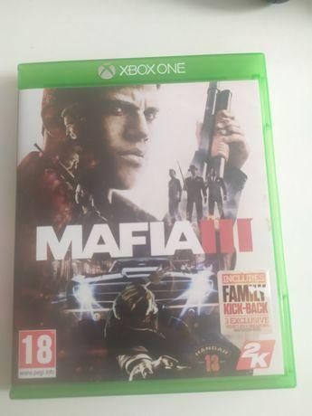 Gra Mafia III Xbox one używana