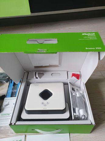 Робот-полотер для влажной уборки дома IRobot Braava 390T