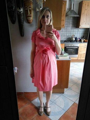 Happy Mum nowa sukienka ciążowa rozmiar S M