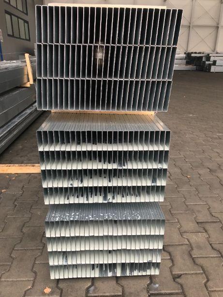 profil stalowy ocynkowany 80x20x1,25 1 GATUNEK bramy ogrodzenia