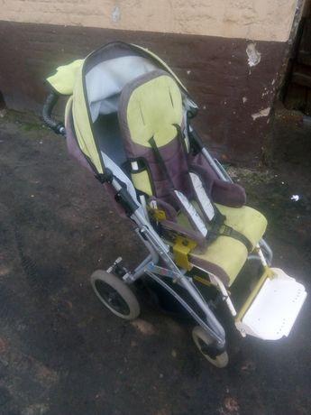 Sprzedam wózek inwalidzki dla dziecka
