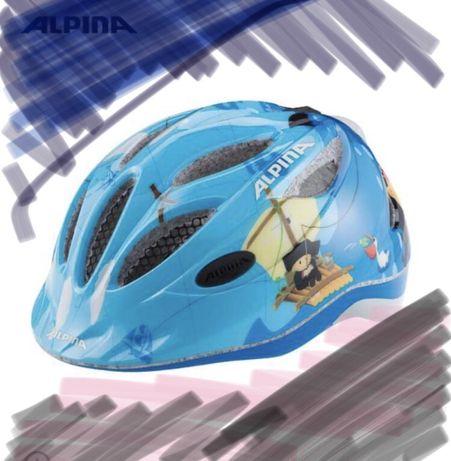 Alpina Gamma 20 Flash Шлем детский 51/56