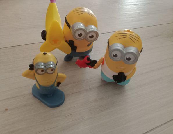 Minionki figurki za darmo