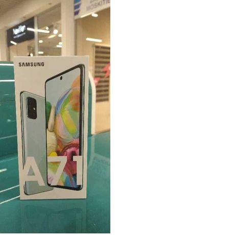Nowy Samsung A71 128GB Niebieski Faktura Vat 23% OKAZJA!
