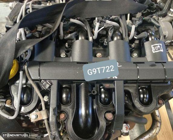 Motor Renault Master II TraficII 2.2Dci 90Cv Ref.G9T720 G9T722 G9T750