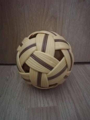 Piłka do gry Sepak Takraw marki Grand Sport