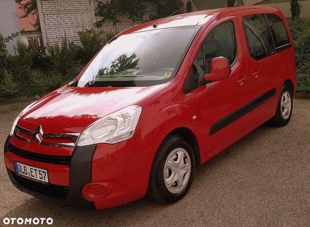 Citroën Berlingo *1,6 *Klima*100% Bezwypadkowy*Niemcy*BezpiecznyZakup*Serwis*