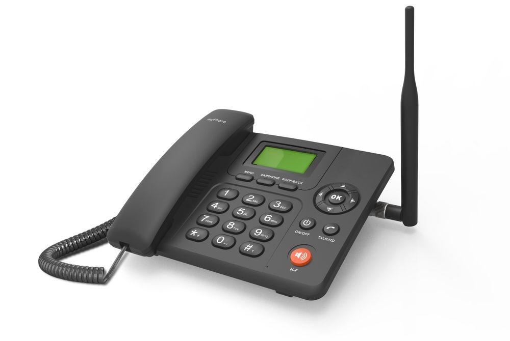 Hit. Telefon stacjonarny bez abonamentu. MyPhone  SOHO Line D21 Bielsko-Biała - image 1
