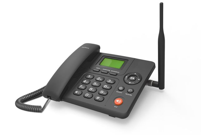 Hit. Telefon stacjonarny bez abonamentu. MyPhone  SOHO Line D21