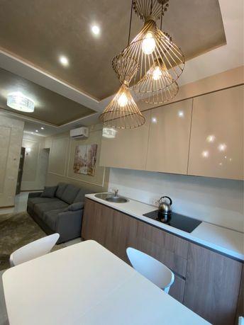 Сдам красивую 2х комнатную квартиру возле Дафи в новострое