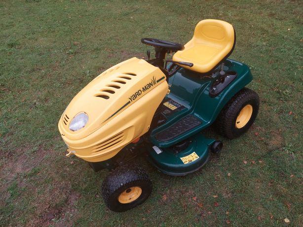 Traktorek kosiarka yard man 13.5 hp pompaolrju auto drive  z niemiec