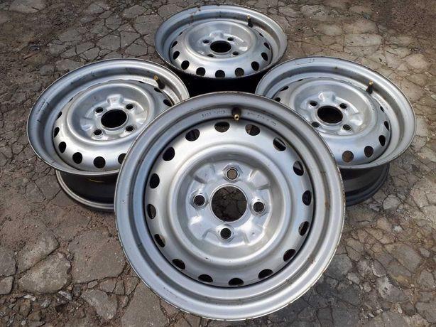 Железные диски/залізні диски/стальні диски R13 4x100 Nissan Almera