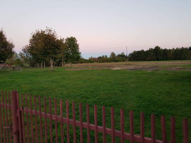 Dzialka budowlana w Podleszanach