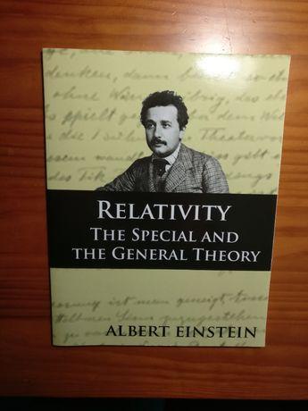 Livros sobre Albert Einstein e Física