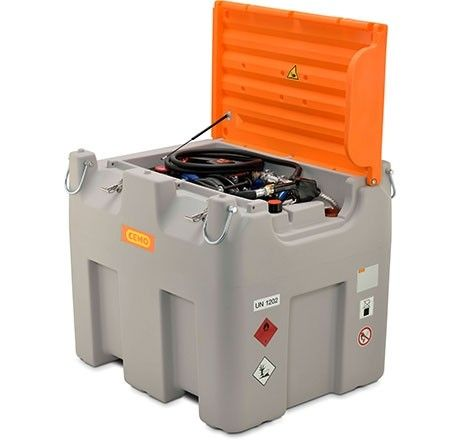 Zbiornik Cemo DT-Mobil Easy Combi 850/100l Premium ON/ ADBLUE