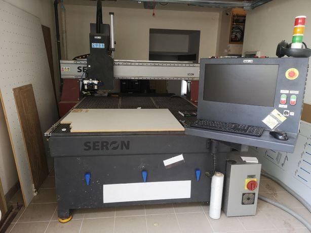 Cięcie frezowanie grawerowanie CNC drewno, tworzywa sztuczne