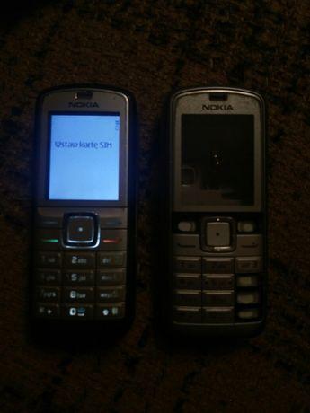 Nokia 6070 drugi panel dobra bateria