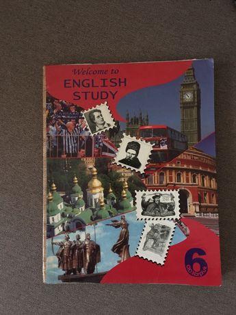 Welcome to English study учебник углублённое изучение английского
