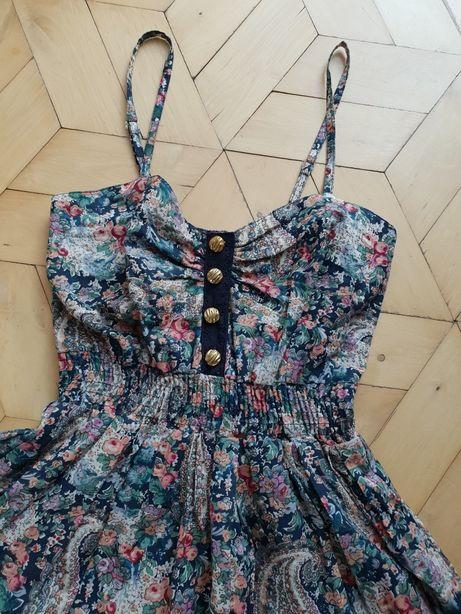 Piękna letnia sukieneczka roz S