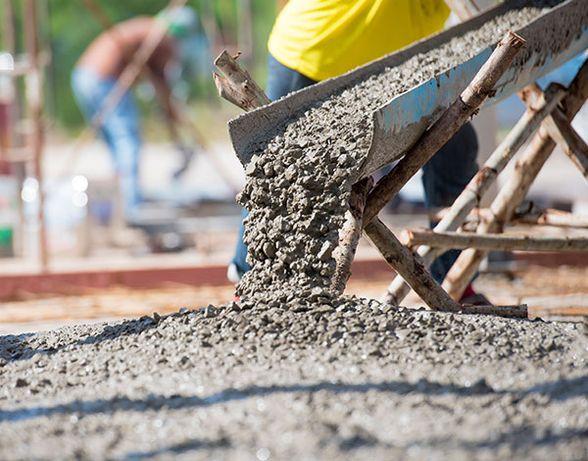 Beton towarowy, bloczki , taśmy przenośnikowe